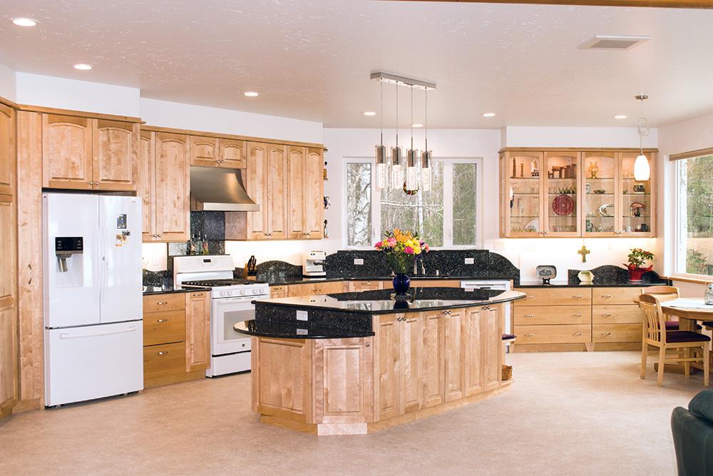 Kitchen Solutions - Kodiak Cabinets